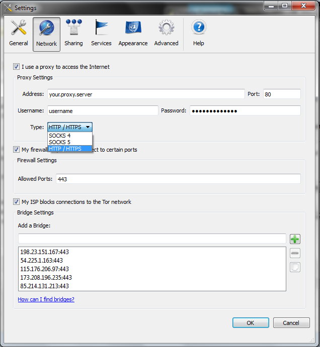 How to use Torrent over Tor | How can we bypass security policies to